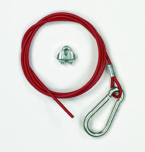 Ring Automotive Bremsseil für Anhänger, Abreißseil