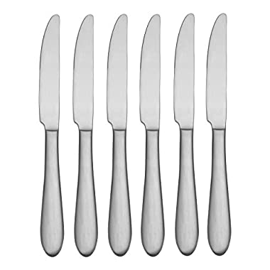 Oneida Vale Set of 6 Dinner Knives