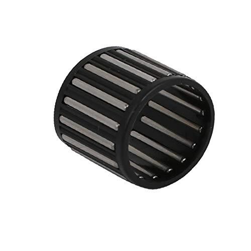 X-DREE 18mmx15mmx15mm Completo Complemento Copa dibujada rodamiento de rodillos negro (18aced6d9b77195f7d1c978eaaea8a6c)