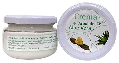 Thermal Teide 160100 - Crema de arbol del te y aloe vera
