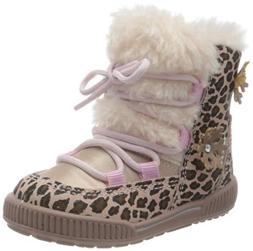 Primigi Baby-Mädchen PRIGT 63617 First Walker Shoe, Cipria Porcell, 24 EU