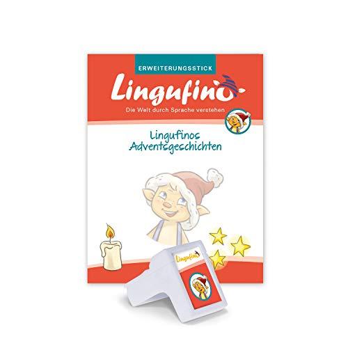 DIALOG TOYS Lingufino Erweiterungs-Set Lingufinos Adventsgeschichten