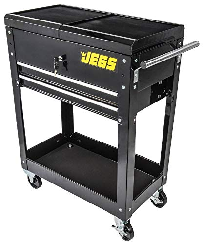 """JEGS Heavy-Duty Tool Box Cart 