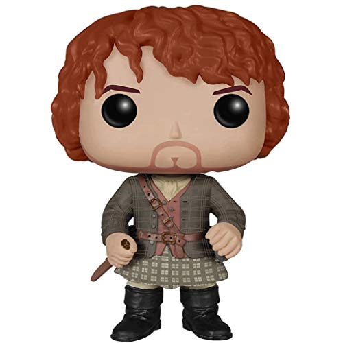 Funko Pop Television : Outlander - Jamie Fraser 3.75inch Vinyl Gift for TV Fans(Without Box) SuperCollection