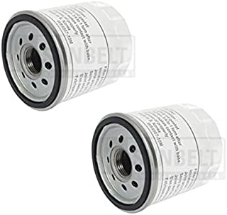 2 PACK OIL TRANSMISSION FILTER REPLACES MADE FOR HYDRO GEAR 52114 EXMARK SCAG