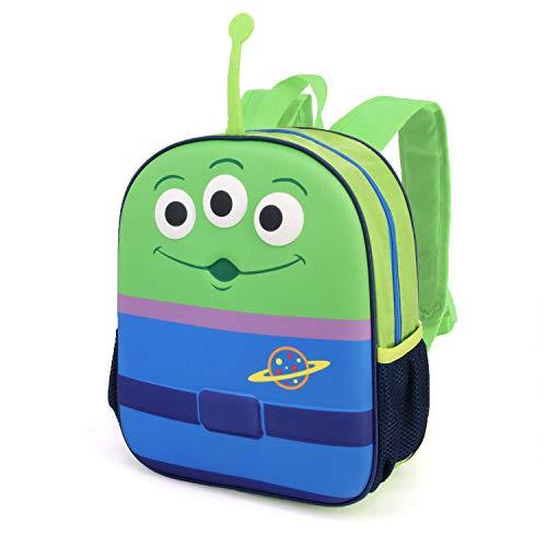 Karactermania Toy Story Alien: Mochila Infantil  31 cm  Multicolor