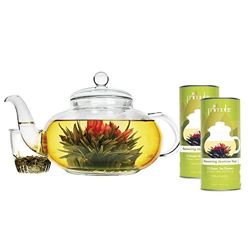 primula flowering tea gift set - 5