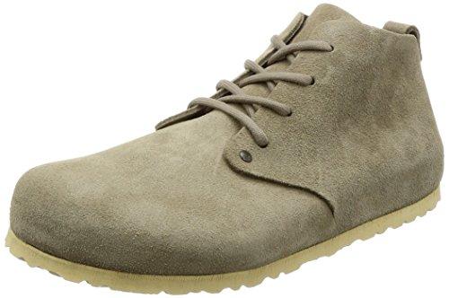 Birkenstock Boots ''Dundee'' aus echt Leder in Taupe 40.0 EU S