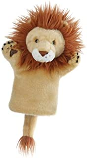 The Puppet Company Carpets Lion Hand Puppet