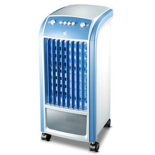 LIXBB YANGLOU-Air conditioning fan- Air cooler Portable air conditioner 4L visible water tank 3 speeds household portable small air cooler dormitory small air conditioner 255x27x59cm