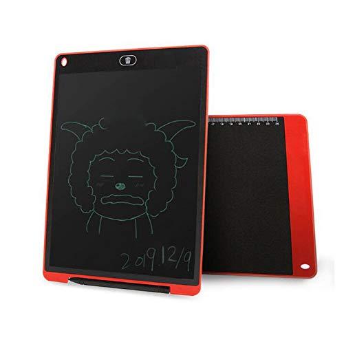 Lcd schrijftablet, 8,5 inch tablet klein bord kinderen scheurbord Tablette rood