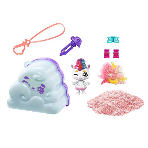 Cloudees GNC94 - Wolken Überraschungsspielzeug mit versteckter Figur, Sammelfiguren, Spielzeug ab 4 Jahren