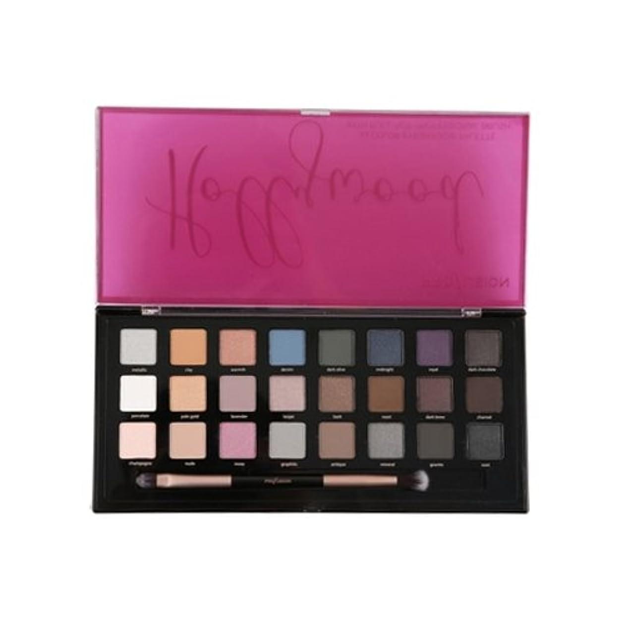 死んでいるアラブサラボ正午(3 Pack) PROFUSION Hollywood 24 Color Eyeshadow Palette With Brush (並行輸入品)