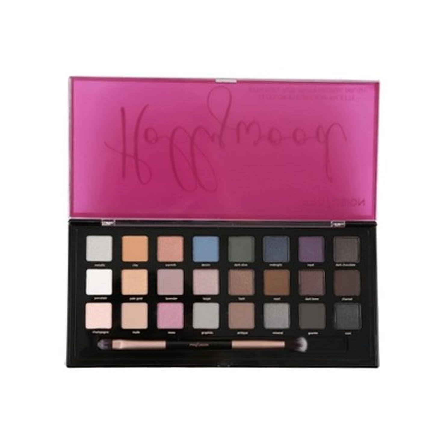 アレルギー性袋素晴らしき(6 Pack) PROFUSION Hollywood 24 Color Eyeshadow Palette With Brush (並行輸入品)
