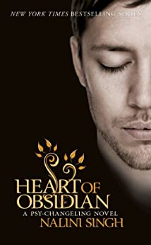 Heart of Obsidian: Book 12 (Psy-Challenging) by [Nalini Singh]