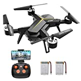 Drone with 1080P HD Camera for Kids & Adults, WiFi FPV R...
