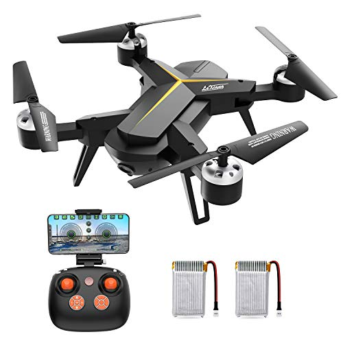 Drone with 1080P HD Camera for Kids & Adults, WiFi FPV RC Quadcopter with Headless...