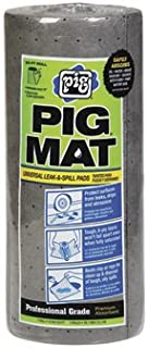 PIG Universal Lightweight Absorbent Mat Roll - 50Ft.L x 15in.W, Model Number 25201