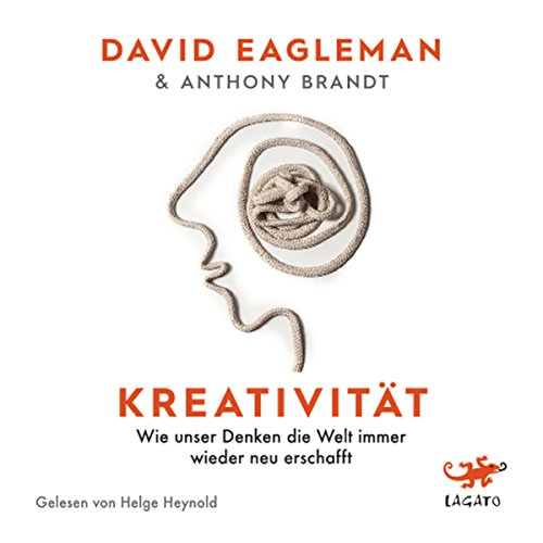 Kreativität audiobook cover art