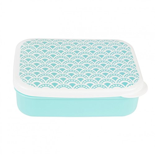 Sass & Belle Beurre Boîte à repas avec compartiments box052 Salma Moroccan geome Optimetrics