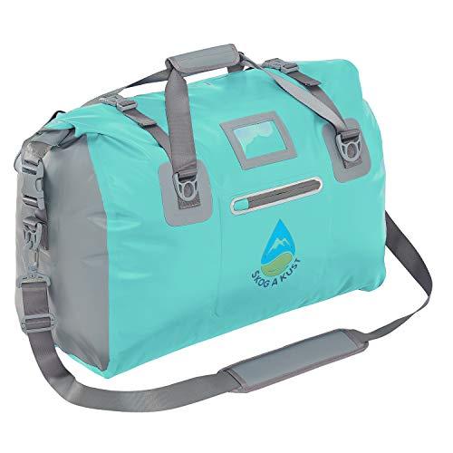 Skog Å Kust DuffelSak Waterproof Duffle Dry Bags | 40L Mint