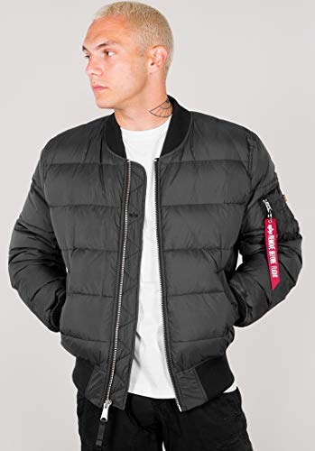 Alpha Industries MA-1 Puffer Doudoune Black