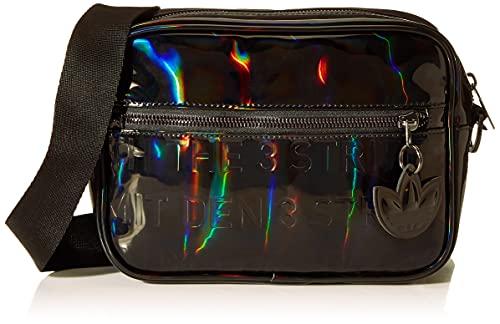 adidas IXP41-GD1660 Mini Airl Damen-Rucksack, PU, Schwarz, Einheitsgröße für Damen