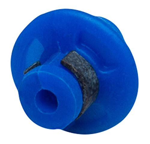 TRUGLO Kisser Button Blue