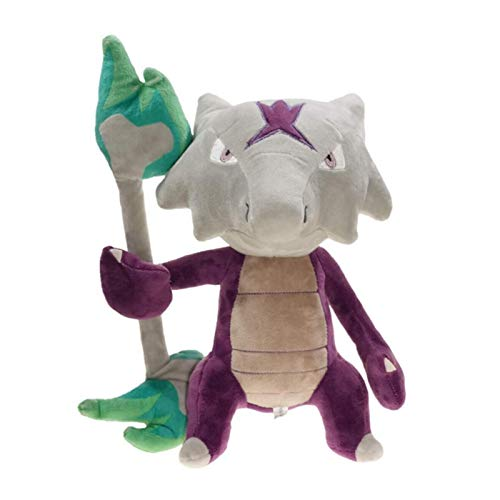 Bordied 20 cm / 30 cm de Dibujos Animados de Peluche de Juguete Animal de Peluche Marowak Alola Forma Cubone Evolution Edition Plush Anime Cute Plushie Doll Toys Regalo para niños