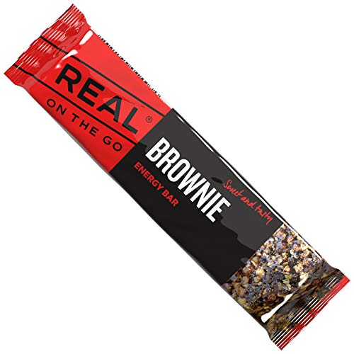 Drytech Real OTG Brownie Müsli Riegel Trekking Essen Sport Outdoor Nahrung Not Ration