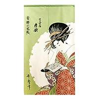 コスモ のれん - (約)幅85cm×丈150cm