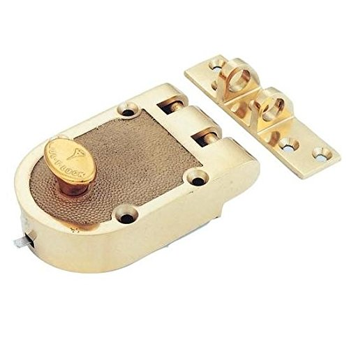 Mul-t-lock Jimmy Proof Deadlock with out Rim Cylinder