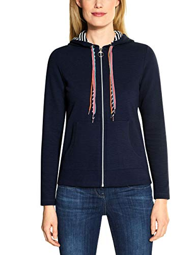 Cecil Damen Karina Jacke, deep Blue, Large