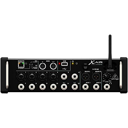 XR12 Digitaler Mixer (Renewed)