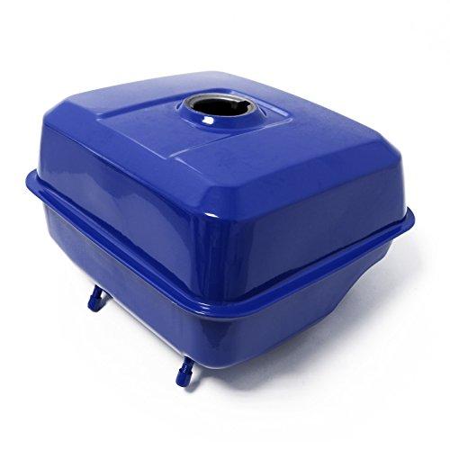 Ersatzteil für Benzinmotor 13 PS Benzintank blau