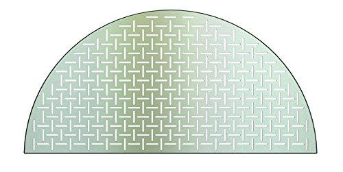 KamadoJoe - Grillgestelle in Grillfläche für Fisch und Gemüse, Edelstahl, Größe 19.88