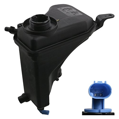 febi bilstein 39340 koelvloeistof expansie tank met sensor, pak van een