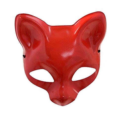 Zhangjianwangluokeji Spiel P5 Ann Takamaki Panther Cosplay Kostüm Maske (One Size, Maske)