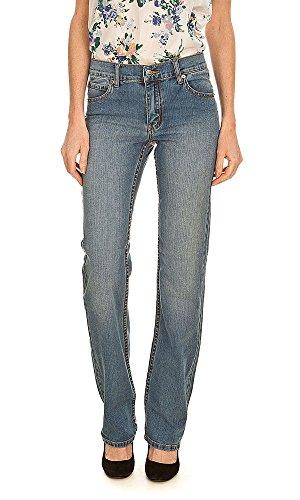 Cheap Monday -  Jeans  - Bootcut - Donna Blau 29W x 34L