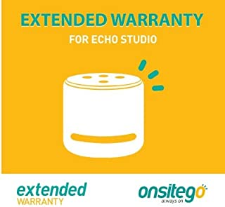 Onsitego 2 Years Extended Warranty for Echo Studio (Email Delivery)