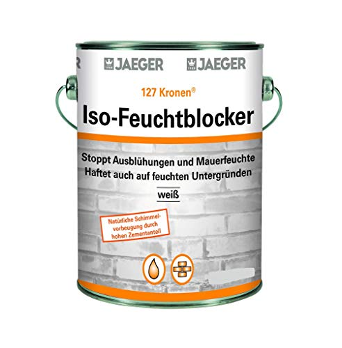 Kronen Iso Feuchtblocker von Jaeger 750 ml weiss