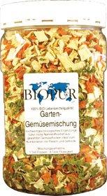 Biopur Bio Aanvullende voeding voor honden Tuin Groentemix, per stuk verpakt (1 x 220 g)