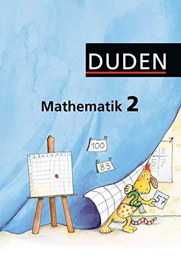 Duden Mathematik - Grundschule - Östliche Bundesländer und Berlin: 2. Schuljahr - Schülerbuch