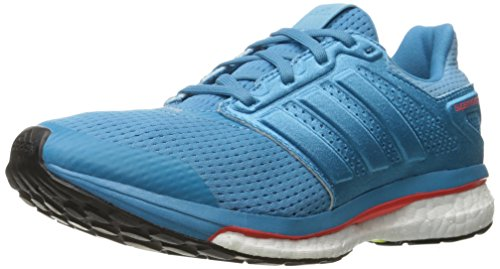 adidas Women's Supernova Glide 8 W Running Shoe, Craft Blue F16/Craft Blue F16/Vapor Blue F16, 7 M US