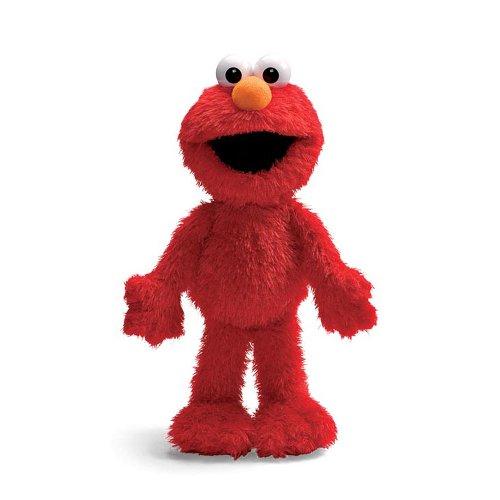 GUND Elmo-Plüschspielzeug von der Sesamstraße, 38cm