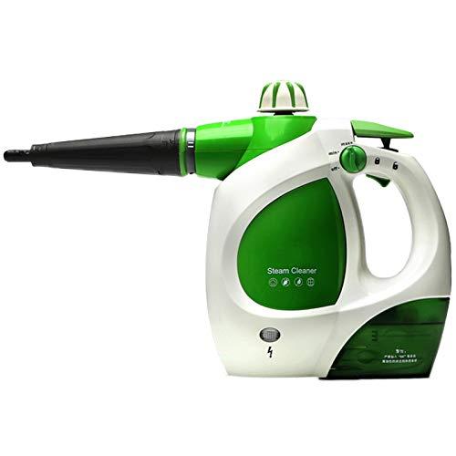 SSLL reinigingsmiddel voor huis en keuken, draagbaar, veelzijdig inzetbaar, met 11 accessoires voor het verwijderen van vlekken, tapijten, verzorgingsproducten, autostoelen, keuken, voet, badkamer