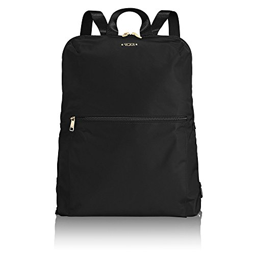 TUMI - Voyageur Just In Case Backpack - Lightweight Foldable Packable Travel Daypack for Women - Black