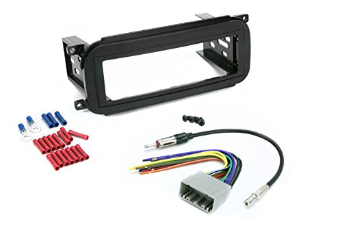 Install Centric ICCR3BN Compatible with Select Chrysler/Dodge/Jeep 2002-06 Complete Basic Installation Solution for Installing an Aftermarket Stereo