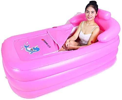 Zomer draagbare opblaasbare badkuip, badkist begassing machine stroom kamer zweetbak opblaasbare emmer sauna Neem een badkuip met elektrische pomp Vouw dubbel doel