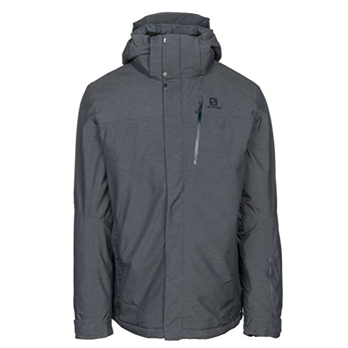 Salomon Fantasy Jacket JKT M, Herren XXL Medium Grey Heather